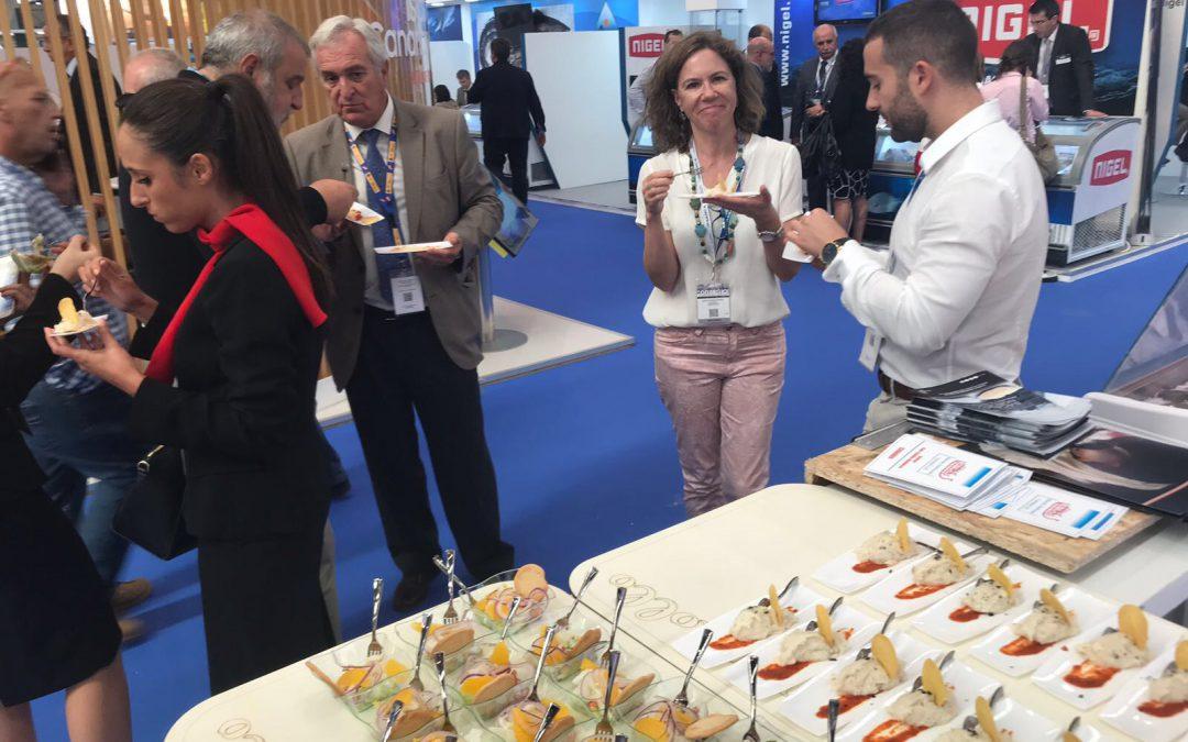 Anfabasa asistió con gran éxito a CONXEMAR 2017