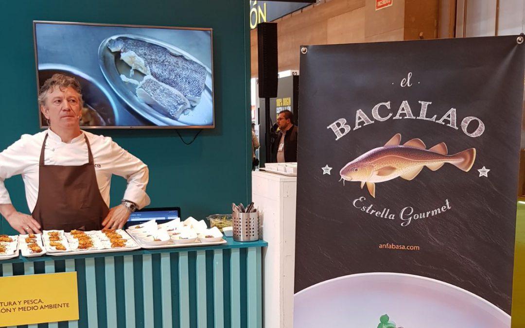 El bacalao tiene su espacio y protagonismo en el Salón de Gourmets