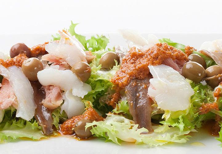El Xató, la ensalada perfecta para esta época del año