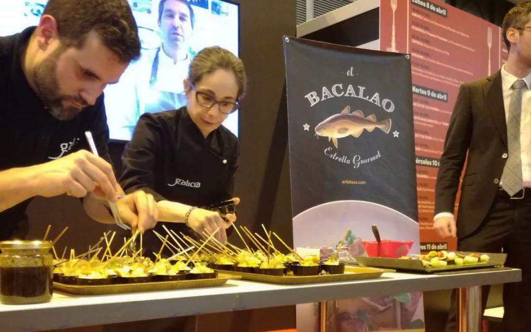 """ANFABASA en el Salón Gourmets 2019: """"Descubriendo el bacalao y los salazones"""""""