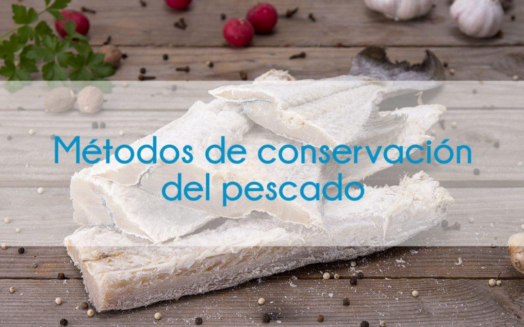 Todos los métodos de conservación del pescado