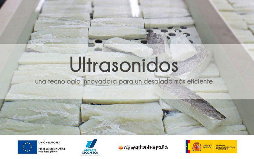 Ultrasonidos: una tecnología innovadora para un desalado más eficiente