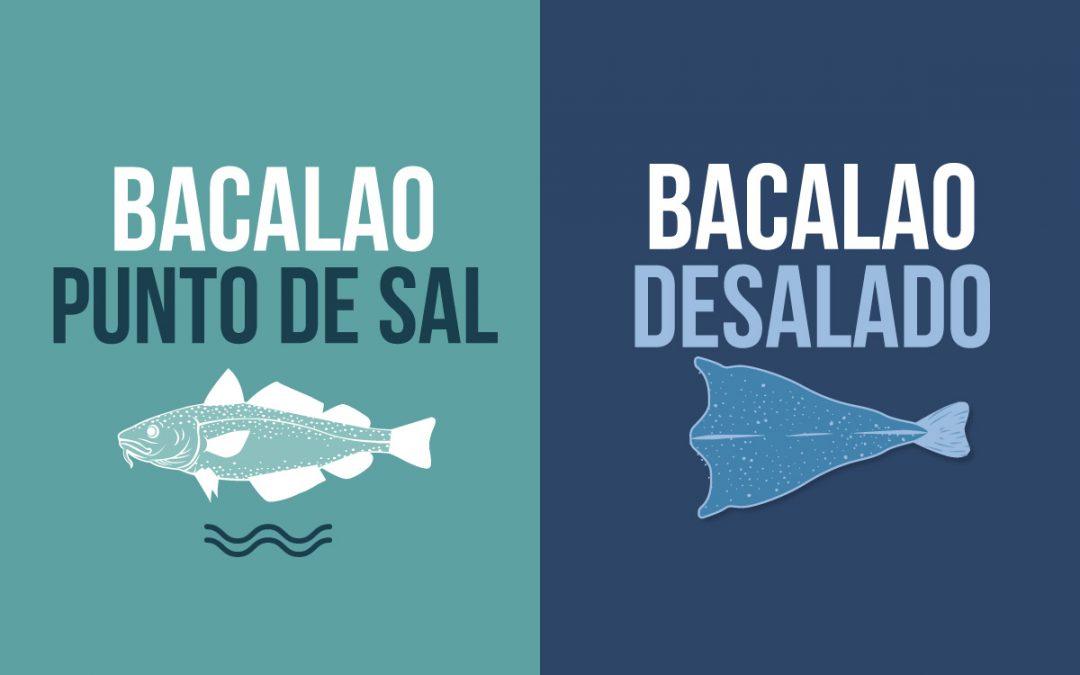 Averigua que variedad comercial de bacalao se adapta mejor a tu estilo de vida
